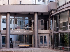 Ikstens appointed acting rector at Riga Graduate School of Law