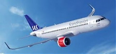 SAS starts flights from Riga to Copenhagen