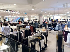 Profit of Swedish clothing retailer H&M in Latvia shrinks twice