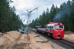 EU support to Rail Baltica shouldn't end after 2020