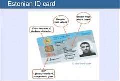 Security risk detected in Estonian ID card