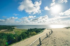 Large-scale landscaping project starts in Lithuania's Curonian Spit