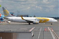 Latvia-based Primera Air raises number of passengers by 23.4% in January-August