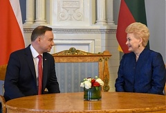 President: Lithuania will support Poland in dispute with EC