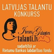"With the Support of Rietumu Bank, the Fifth Music Competition ""Inese Galante's Talents"" Will Be Held"