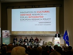 Innovation in cultural heritage