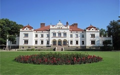 Construction of Grand Dukes' Palace in Vilnius completed