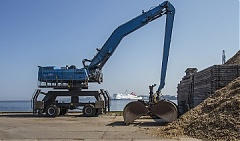 Liepaja port raises cargo turnover by 18.2% in H1