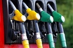 Fuel prices fall in Riga and Tallinn