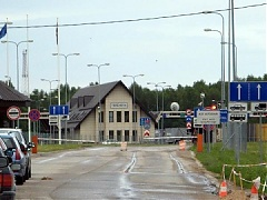 Reconstruction of Latvian-Russian border crossing Terehova to begin in April