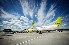 airBaltic sees 15.5% increase in passenger numbers in first four months