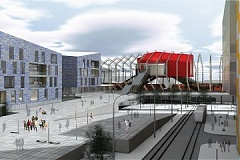 Rail Baltic Estonia extends deadline of contest for joint terminal's architectural design