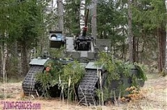 Estonia, Latvia and 5 other nations to develop NexGen unmanned ground system
