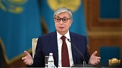 The new President of the Republic of Kazakhstan addressed to the nation