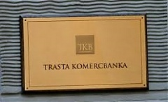 Head of Ukrainian ex-president Yanukovic's administration and his sister co-owned Trasta Komercbanka through proxy