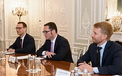 Gazprom and Wintershall Dea discuss current issues of cooperation