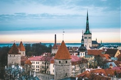 EUR 263.1 mln paid into budget of Tallinn in 4 months