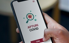 Covid-19 contact tracing app emerges as most popular app in Latvia