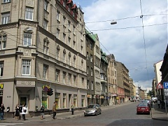 Terbatas Street in Riga will become a pedestrian street for a month