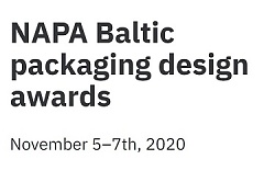 Registration for NAPA Baltic Packaging Design Awards Has Started
