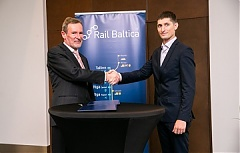 Rail Baltic's Muuga cargo terminal to be designed by Sweco Projekt