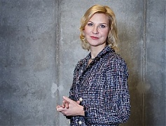 Inga Shina for Forbes - about Current Trends in Charity in Latvia 14 October 2020, 13:45