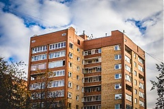 Apartment prices in Soviet-era houses in Riga decreased by 1.7% in October