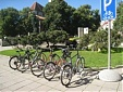 Bicycle parking to open in Tallinn on May 15