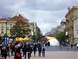 Vilnius residents will get average salary of EUR 1,450