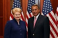 US will help Lithuania ensure its energy security