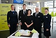 airBaltic launches flights between Vilnius and Amsterdam