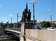 Soviet statues not to be removed from Vilnius Green Bridge