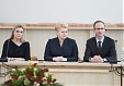 Lithuanian president: Supreme Court must enhance trust in judicial system