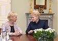 Lithuanian-Swedish relations growing stronger