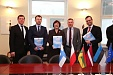 Agreement for 442 mln euro grant for Rail Baltica signed in Tallinn