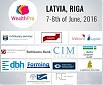 WealthPro – world famous international B2B event this time in Riga, Latvia