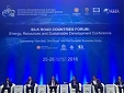 Augulis in Astana economic forum presents Latvia as partner in Eurasian supply chains