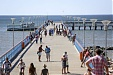 Lithuania's businesses in Palanga don't expect tourist influx