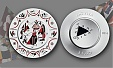 Bank of Latvia issues collector coin Baltars Porcelain