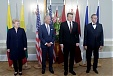 Joint Declaration on Increased Security and Defense Cooperation between the United States, Estonia, Latvia, and Lithuania