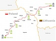 Lithuania-Poland power link back online after planned repairs