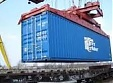 Transportation of container cargos by Latvia's LDz Logistika rose significantly last year