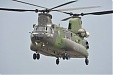 U.S. sends three Chinook helicopters to Latvia