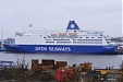 Lithuania's DFDS Seaways posts lower 2016 turnover after handing some routes to Danes