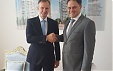 Latvia, Kazakhstan interested in developing cooperation in forestry and space technologies