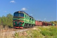 Rail freight in Latvia up 0.2% in 7 months