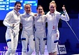 Estonian women's fencing team become world champions in Leipzig