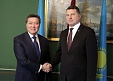Kazakhstan is one of key partners that can facilitate Latvia's integration in Eurasian land transport routes
