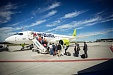 airBaltic passengers up 24% in November