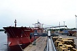Cargo turnover in Riga port down 1.2% in 5 months